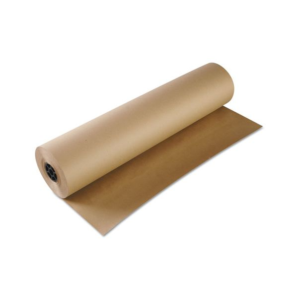 Boardwalk Kraft Paper, 36 in x 600 ft, Brown