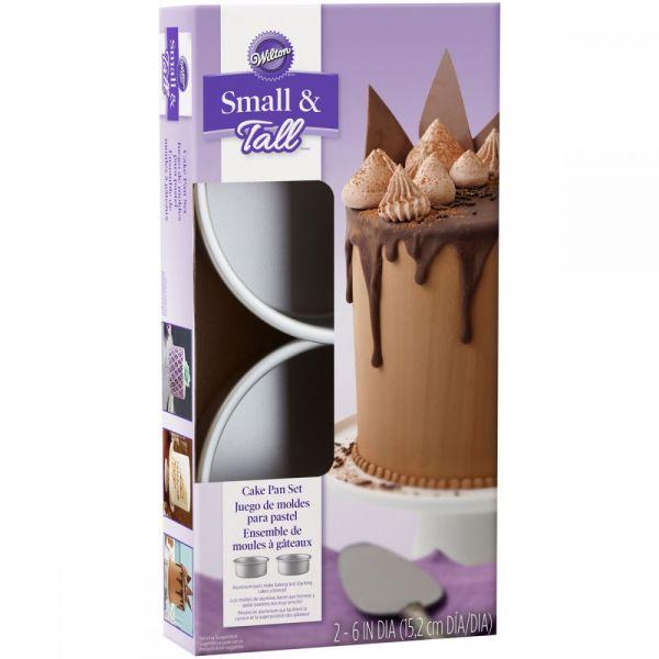 Decorator Preferred Cake Pans 2/Pkg