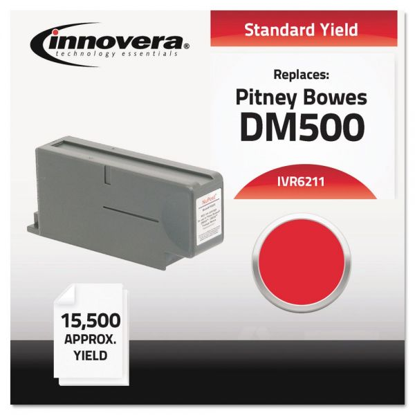 Innovera Remanufactured Pitney Bowes DM500 Ink Cartridge