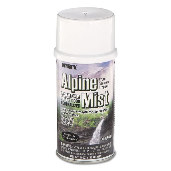 Misty Odor Neutralizer Fogger