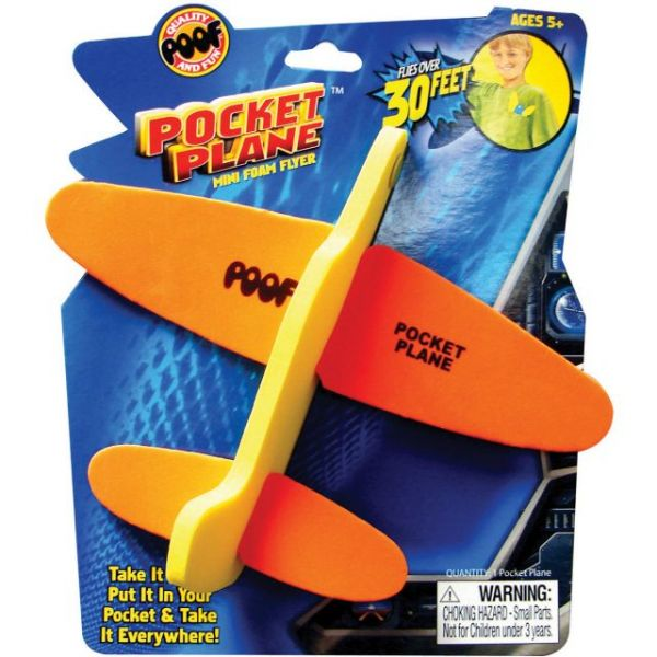 Pocket Plane Mini Foam Flyer