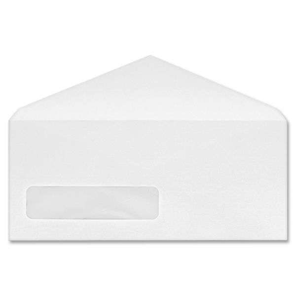 Columbian Standard Poly-Klear Window Envelopes