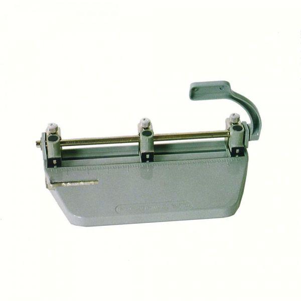 SKILCRAFT Adjustable Medium Duty 3-Hole Punch