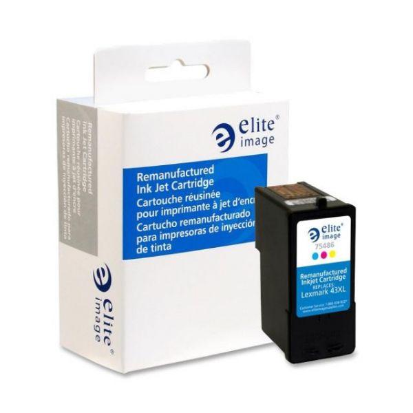 Elite Image Remanufactured Lexmark 18Y0143 Ink Cartridge