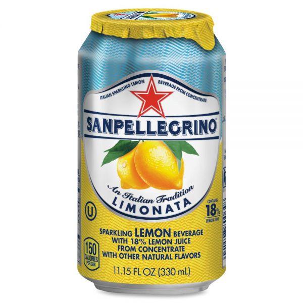 SanPellegrino Italian Sparkling Lemon Beverage