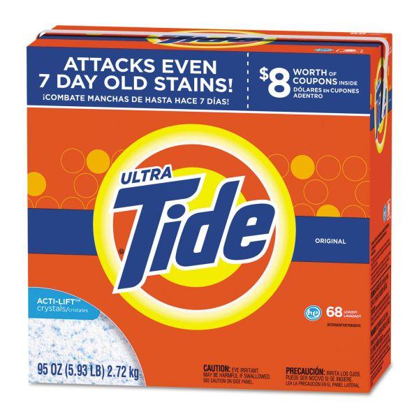 Tide HE Laundry Detergent