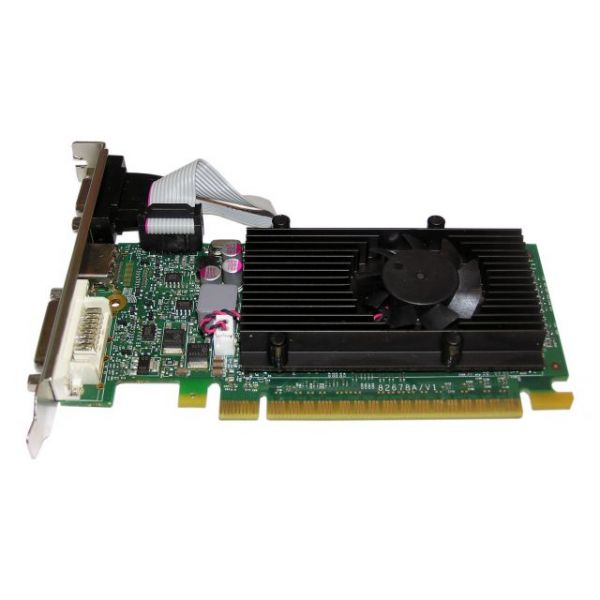 Jaton GeForce GT 610 Graphic Card - 1 GB DDR3 SDRAM - PCI Express 2.0 x16