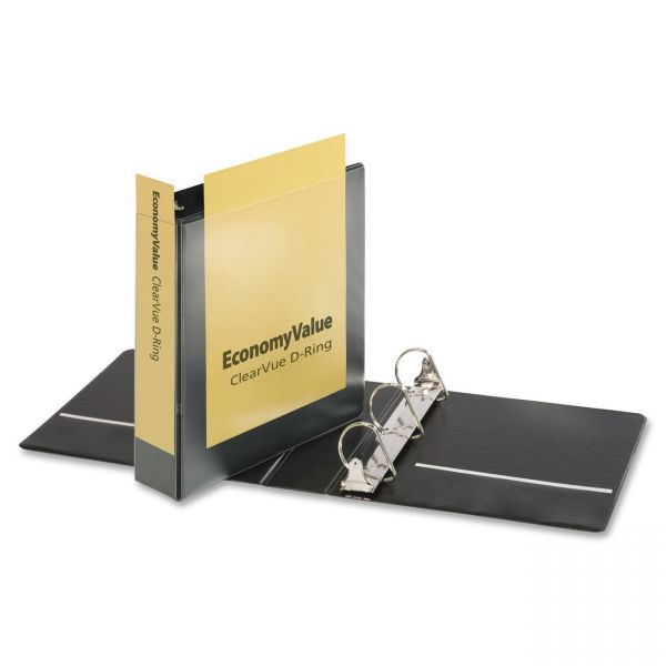 """Cardinal EconomyValue 2"""" 3-Ring View Binder"""
