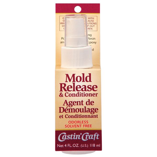 Castin'Craft Mold Release & Conditioner Spray 4oz