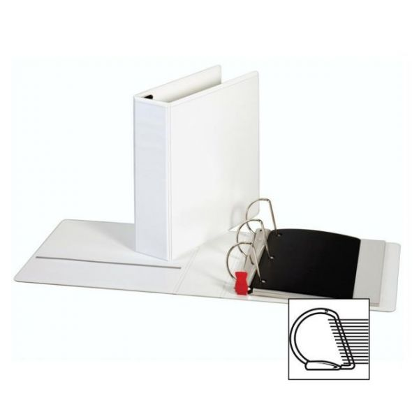 "Sparco Locking 3"" 3-Ring Binder"