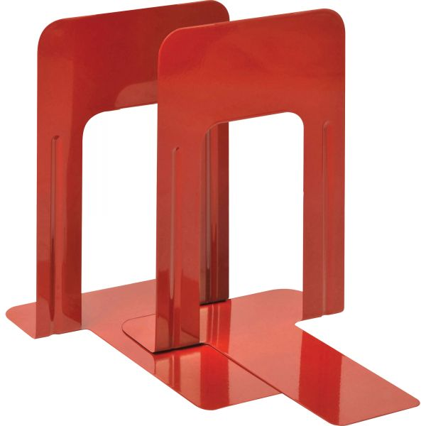 "MMF Deluxe Steel 9"" Bookends"