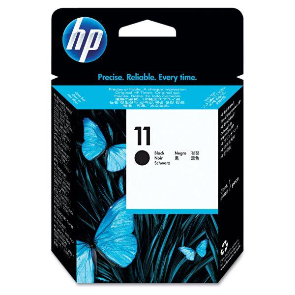 HP 11, (C4810A) Black Printhead
