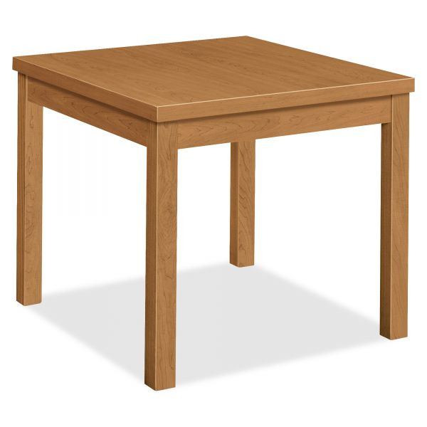 "HON Laminate Corner Table | 24""L x 24""W x 20""H"