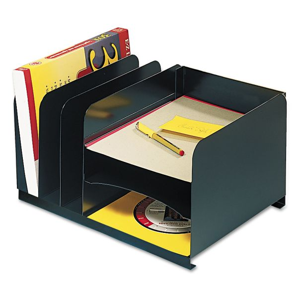 MMF Desk Horizontal/Vertical File Organizer