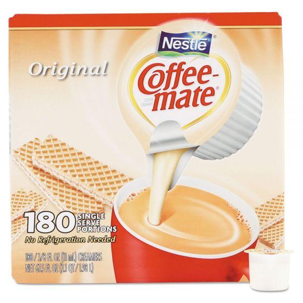 Coffee-mate Liquid Coffee Creamer Cups