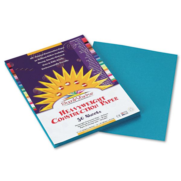 SunWorks Heavyweight Construction Paper