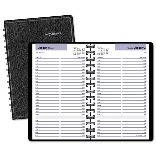 At-A-Glance DayMinder Daily Appointment Book