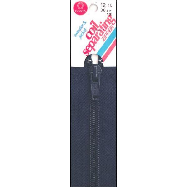 Coil Separating Zipper