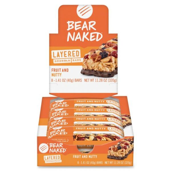 Bear Naked Layered Granola Bars
