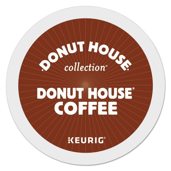Donut House Coffee K-Cups