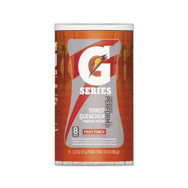 Gatorade Thirst Quencher Red Powder Drink Mix