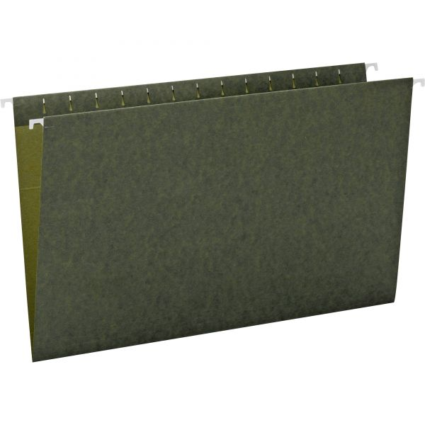 Smead 64110 Standard Green Hanging File Folders