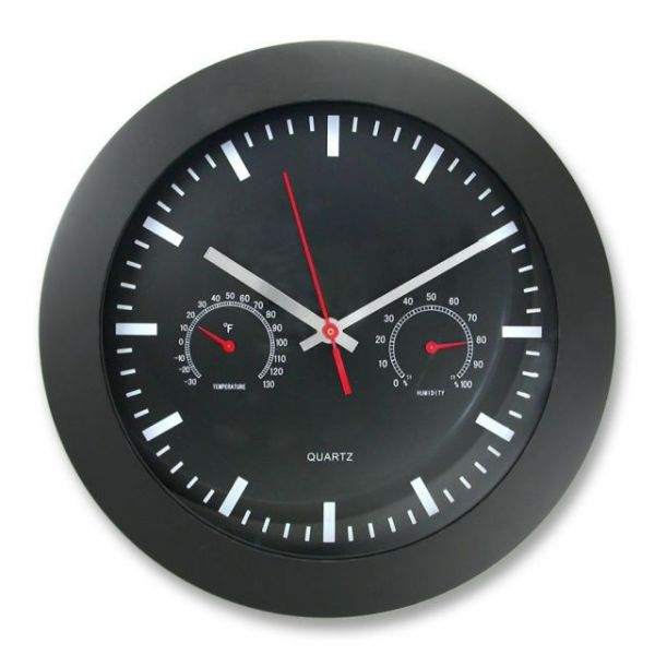 Artistic Round Wall Clock