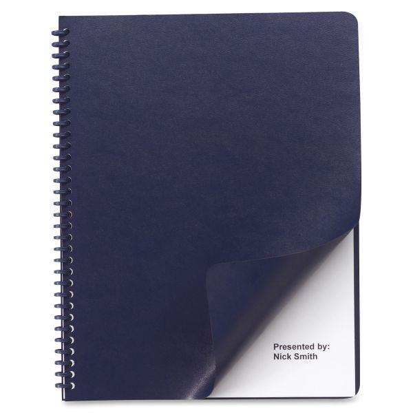 GBC Regency Premium Presentation Binding Covers