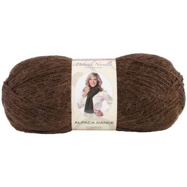 Deborah Norville Collection Alpaca Dance Yarn - Beaver
