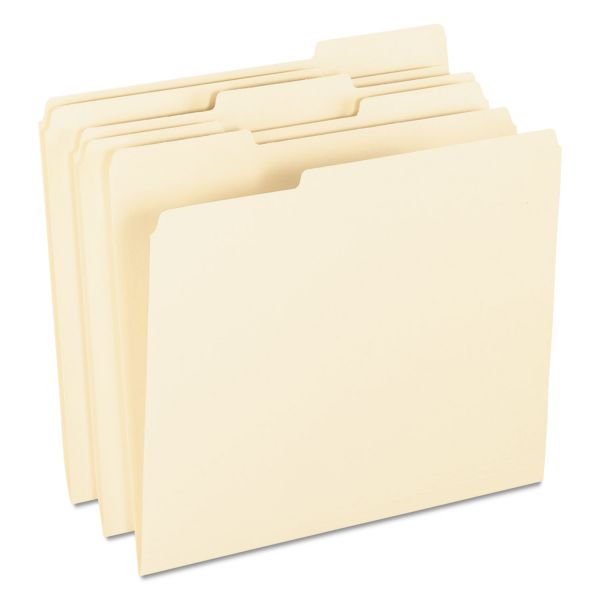 Pendaflex Archival Quality Manila File Folders