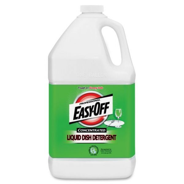Easy-Off Concentrated Liquid Dish Soap