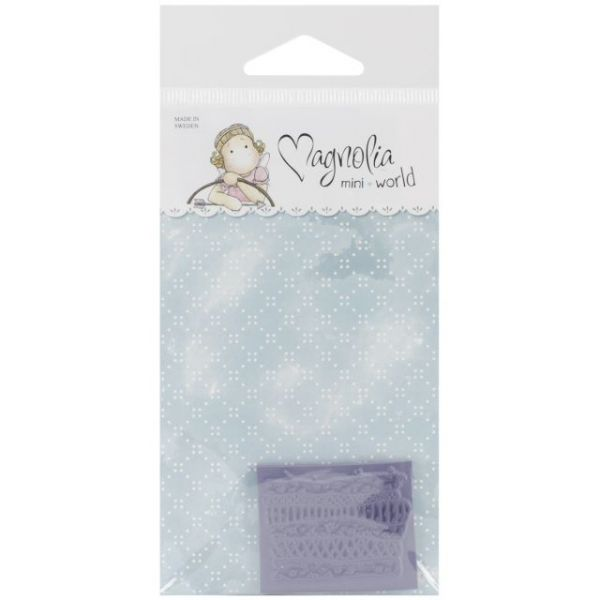 "Mini Once Upon A Time Cling Stamp 2.75""X5.75"" Package"