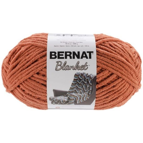 Bernat Blanket Big Ball Yarn - Pumpkin Spice