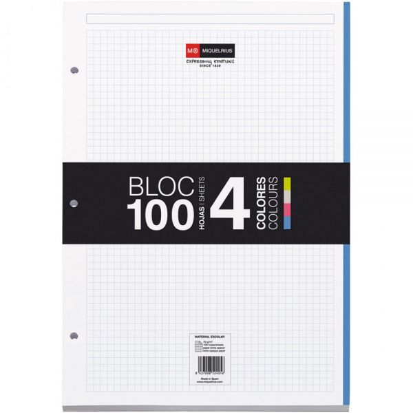 "100 Sheet Notebook Pad 8.5""X11"""