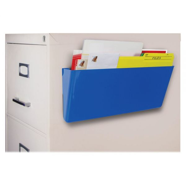 Storex Magnetic Wall Pocket