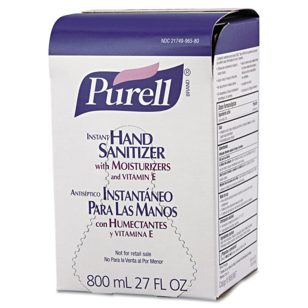 Purell Bag-In-Box Instant Hand Sanitizer Refill