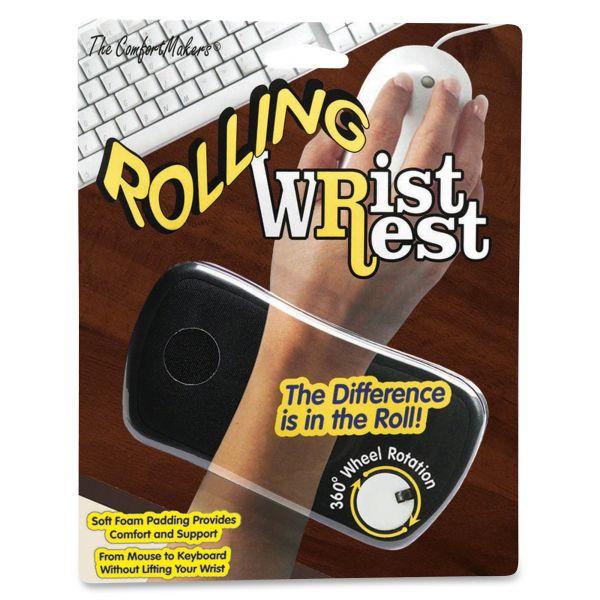 ComfortMakers Rolling Memory Foam Wrist Rest