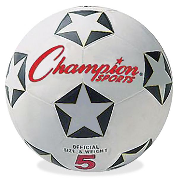 Champion Sports No. 5 Soccer Ball