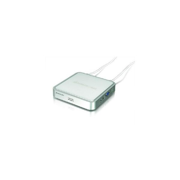 IOGEAR 4-Port USB KVM Switch