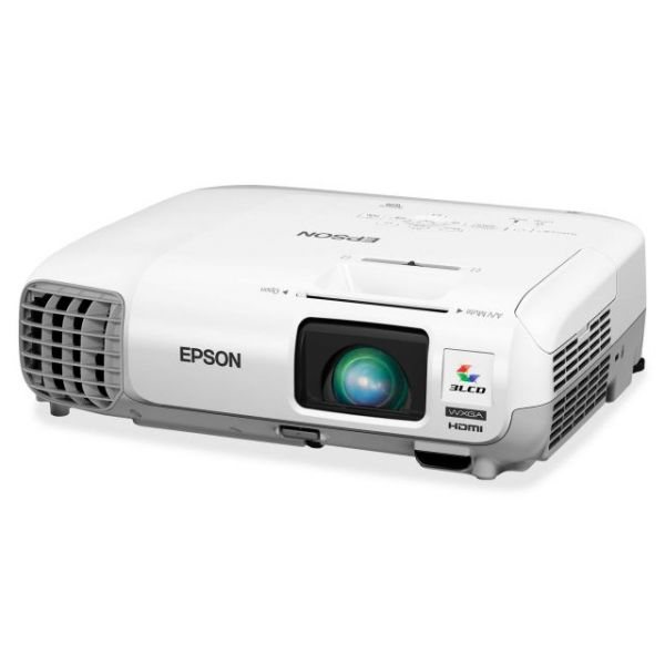 Epson PowerLite W29 LCD Projector - HDTV - 16:10