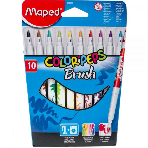 Maped Color'peps Ultra-Washable Markers