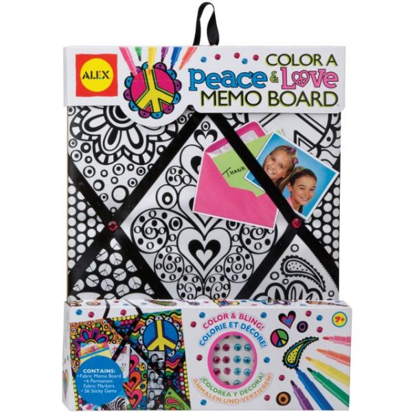 ALEX Toys Color A Memo Board Kit