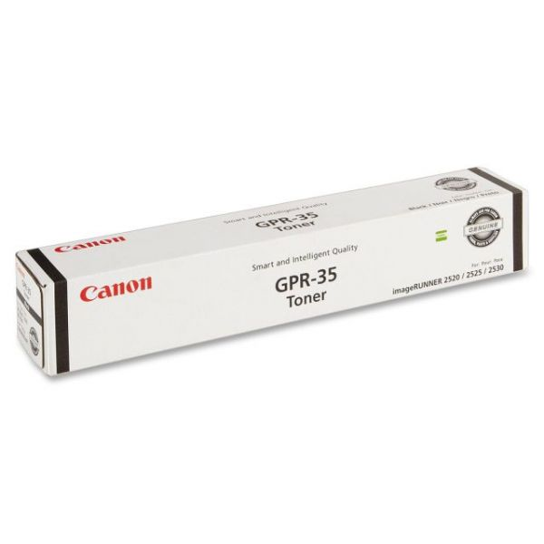 Canon GPR-35 Black Toner Cartridge (2785B003AA)