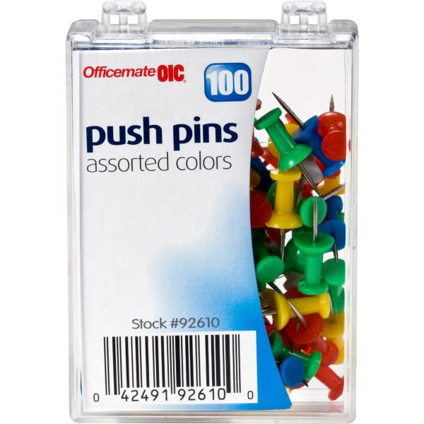OIC Push Pins