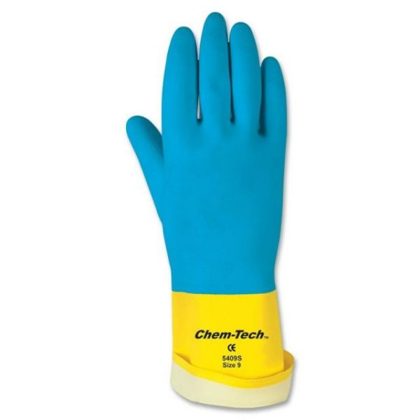 MCR Safety Neoprene Chem-Tech Gloves