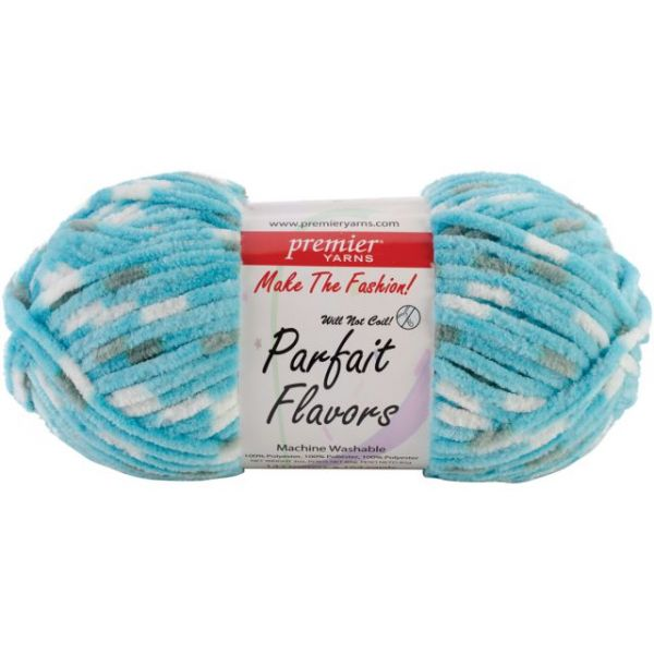 Premier Parfait Flavors Yarn - Blue Raspberry
