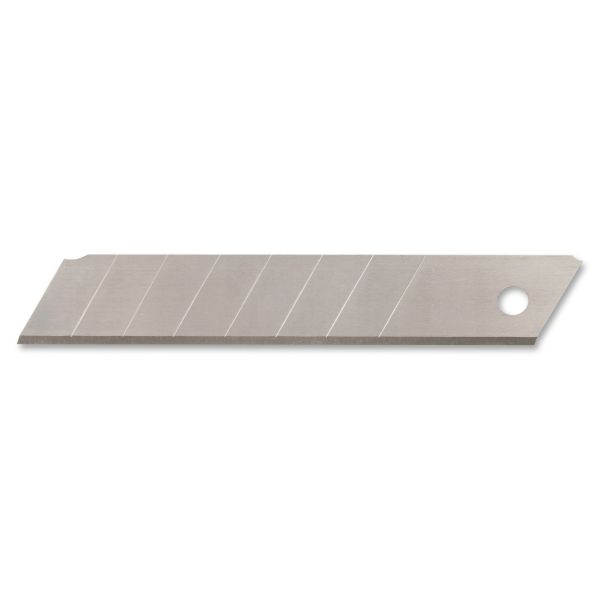 COSCO Snap Blade Utility Knife Replacement Blades, 10 per Pack