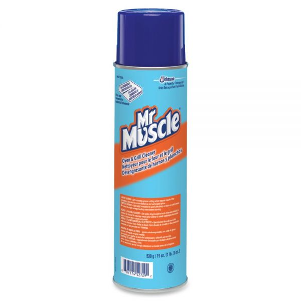 Mr. Muscle Oven and Grill Cleaner