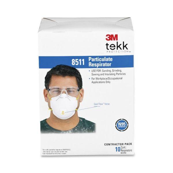 3M Particulate Respirator Masks