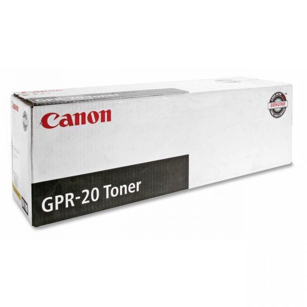 Canon GPR-20 Yellow Toner Cartridge (1066B001AA)